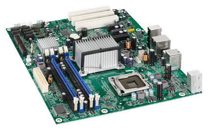 Intel DP43TF Topsfield Mainboard