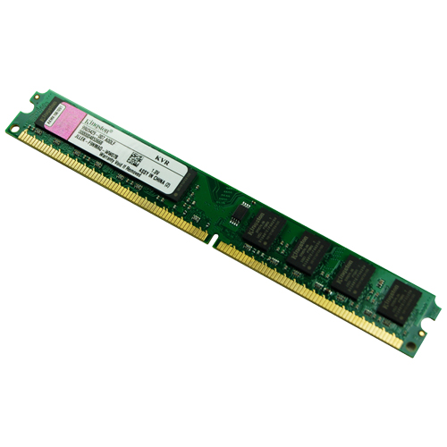 Kingston 2048MB 800MHz DDR2 Non-ECC CL6 DIMM