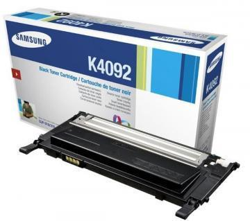 Samsung CLT-K4092S Black Print Cartridge