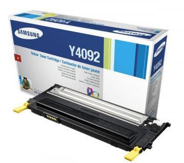 Samsung CLT-Y4092S Yellow Print Cartridge