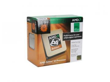 AMD Athlon 64 LE-1600 Socket AM2, 45W, 90nm, bulk