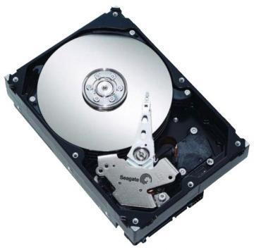 Seagate Barracuda 7200.10; 250GB, Serial ATA/300, 7200RPM, 8MB