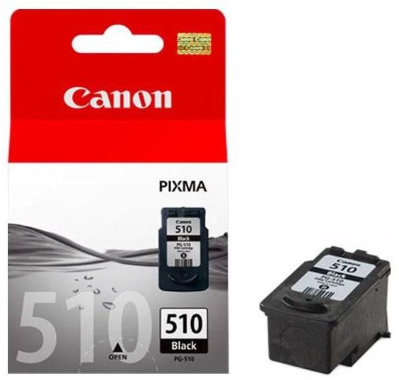 Canon PG510 Black Ink Cartridge