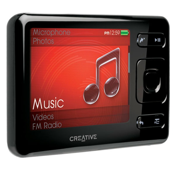 Creative ZEN 4GB Black