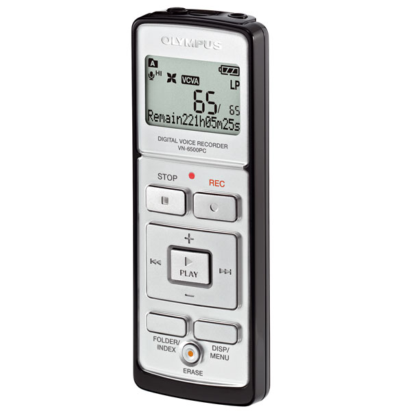 Olympus VN-6500PC Digital Voice Recorder
