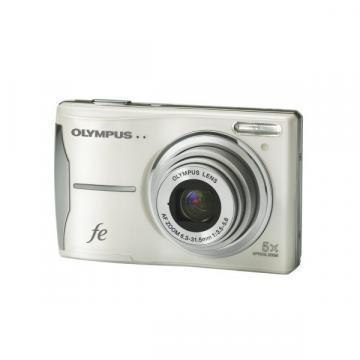 Olympus FE-20 Digital Photo Camera (silver)