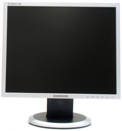 "Samsung 19"" 943N silver LCD Display"
