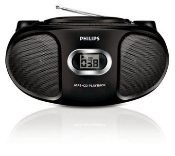 Philips CD Soundmachine AZ302 MP3 with Dynamic Bass Boost