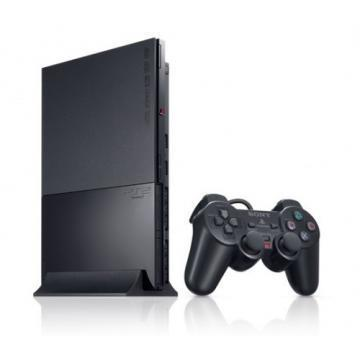 Sony Playstation 2 M, slim black