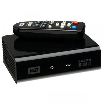WD TV HD Media Player USB 2.0