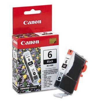 Canon BCI-6B Black Ink Tank