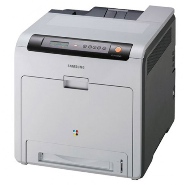 Samsung CLP-610ND Color Laser Printer