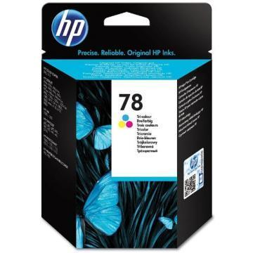 HP 78 Tri-colour Inkjet Print Cartridge