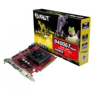 Palit GeForce 9400GT 1GB DDR2 PCI-E