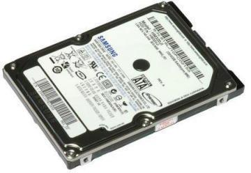 "Samsung Spin Point M6 2,5"", 320GB, Serial ATA/150, 5400RPM, 8MB cache"