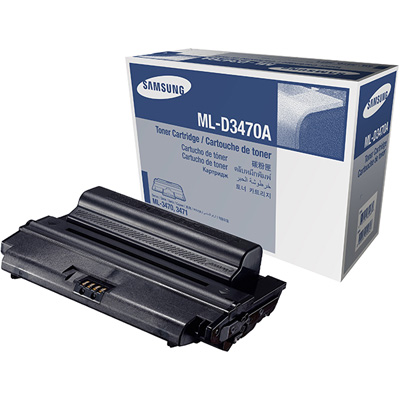 Samsung ML-D3470A Black Laser Toner Cartridge