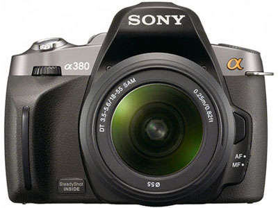 Sony DSLR-A380 Digital SLR