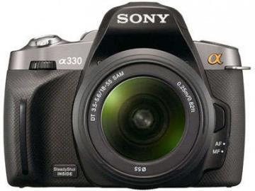 Sony DSLR-A330 Digital SLR