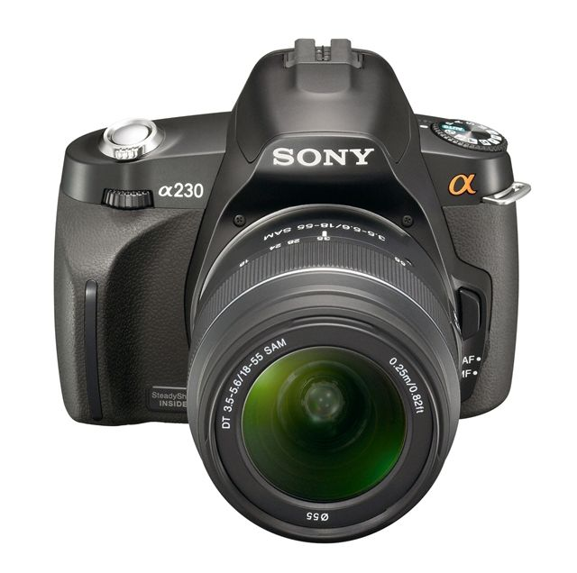 Sony DSLR-A230 Digital SLR