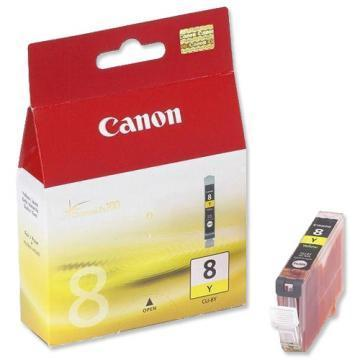 Canon CLI8 Yellow Ink