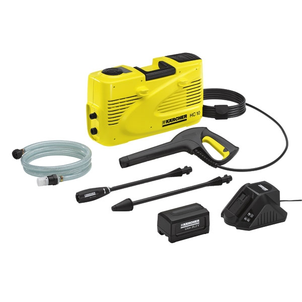 Karcher K HC 10 Hybrid Cleaner
