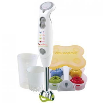 Moulinex Hand Blender Click and Mix