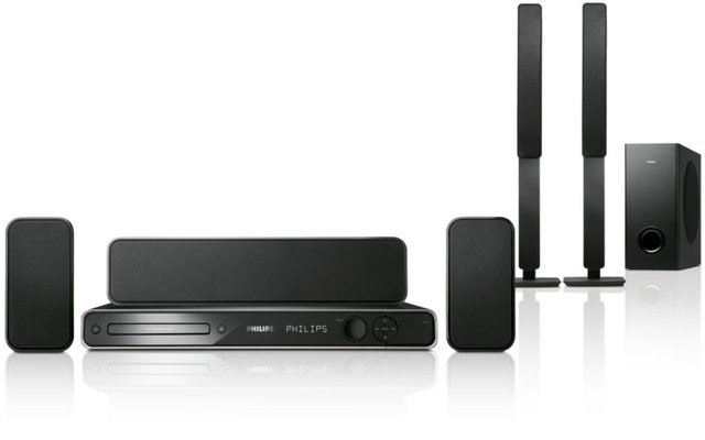 Philips DVD home theatre system HTS3367