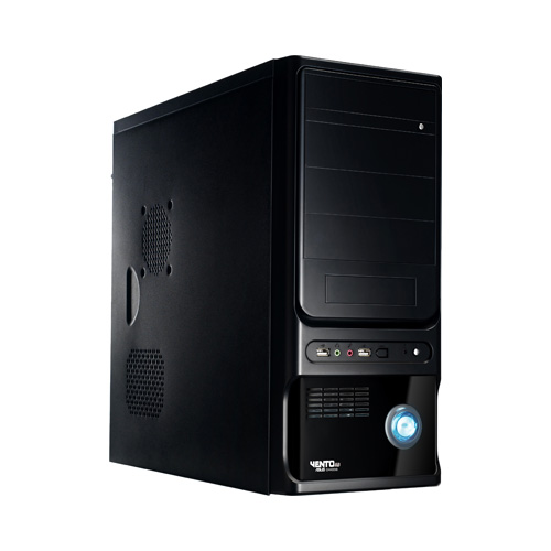 ASUS TA-8H3 Midi Tower ATX Case (black)