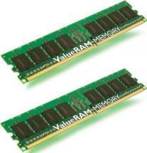 Kingston 2 x 2048MB 667MHz DDR2 ECC CL5 DIMM
