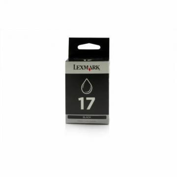 Lexmark 17 Black Ink Cartridge