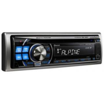 Alpine CDE-104BTi Car CD/MP3 Tuner