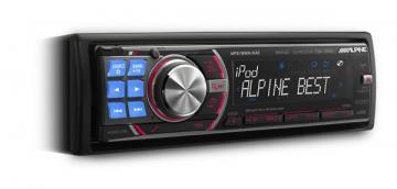 Alpine CDE-105Ri CD/MP3 USB Car Radio