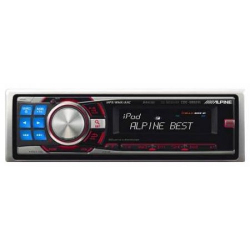 Alpine CDE-9882Ri Car CD MP3 Player