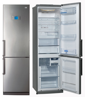 LG GR-B459BTJA Fridge and Freezer