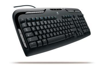 Logitech Media Keyboard PS/2