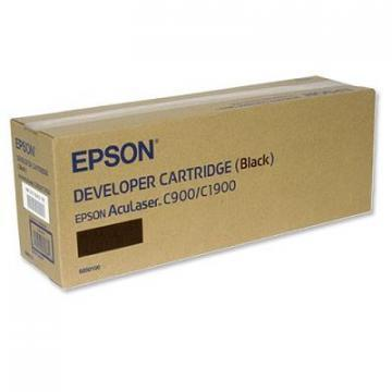 Epson AcuLaser C900/C1900 Black Toner Cartridge
