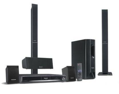 Panasonic SC-PT465 Home Cinema System