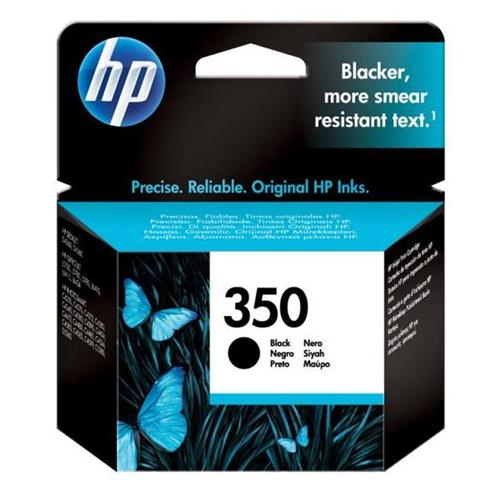 HP 350 black Vivera Ink Cartridge