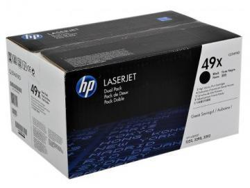 HP LaserJet Q5949A Dual Pack Black Print Cartridge