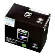 AMD Phenom II X2 550 Black Edition, Socket AM3, 3,1 GHz, 7MB