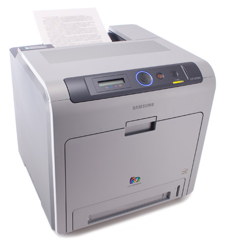 Samsung CLP-670ND Color Laser Printer with Duplex