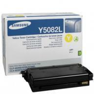 Samsung CLT-Y5082L Yellow Toner Cartridge