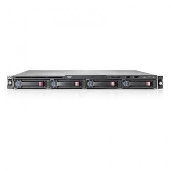 HP DL320R06 QC E5520 2,26-8M (500GB HP LFF SATA, 2x2GB U, P212/0, DVDRW)