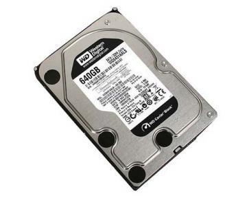 WD Caviar Black, 3.5, 640GB, SATA/300, 7200RPM, 32MB