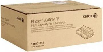 Xerox Black Toner for Phaser 3300MFP