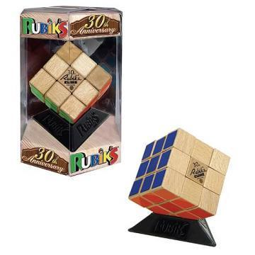 Winning Moves - Rubik`s 30th Anniversary Wood Edition