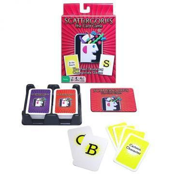 Winning Moves - Scattergories The Card Game