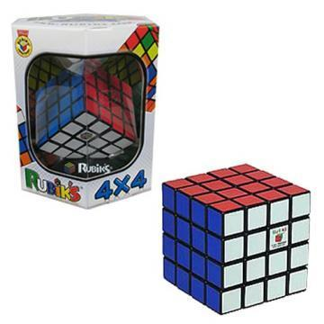 Winning Moves - Rubik's Cube 4x4