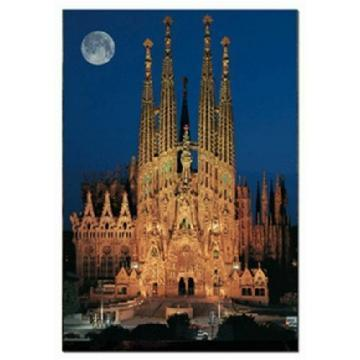 Educa Puzzles - Sagrada Familia in Barcelona - 1000 pc