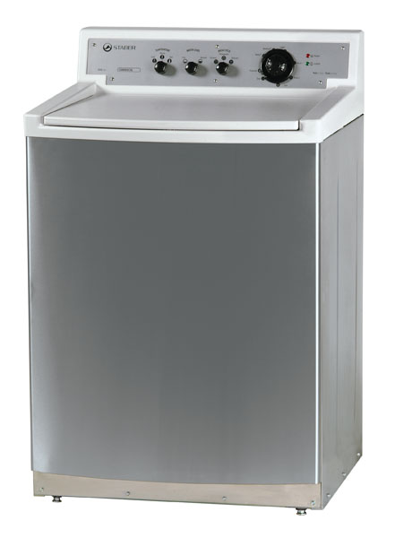 Staber Washer Model HXW2504 (Stainless Cabinet)